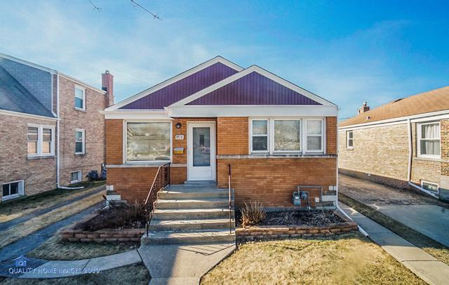 1708 N 17Th Avenue, Melrose Park, IL 60160 (MLS #10272843) :: The Mattz Mega Group