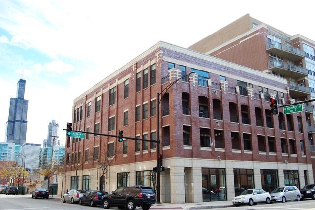 955 W Monroe Street 2C, Chicago, IL 60607 (MLS #10272892) :: John Lyons Real Estate