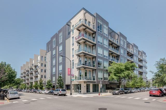 134 S Aberdeen Street 4S, Chicago, IL 60607 (MLS #10272919) :: The Perotti Group | Compass Real Estate