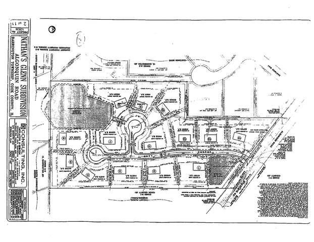 3 Leanda (Lot 2) Lane, South Barrington, IL 60010 (MLS #10272947) :: The Jacobs Group