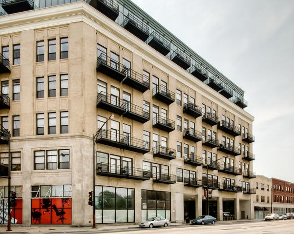 1645 W Ogden Avenue #620, Chicago, IL 60607 (MLS #10272991) :: The Perotti Group | Compass Real Estate