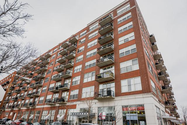 6 S Laflin Street #405, Chicago, IL 60607 (MLS #10273008) :: The Perotti Group | Compass Real Estate