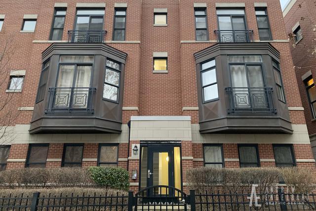 944 W 15th Place 3A, Chicago, IL 60608 (MLS #10273035) :: Ryan Dallas Real Estate
