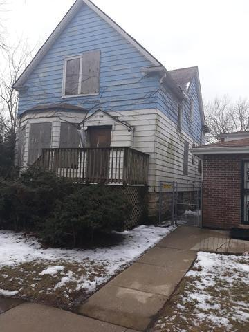 11766 S Wallace Street, Chicago, IL 60628 (MLS #10273061) :: The Dena Furlow Team - Keller Williams Realty