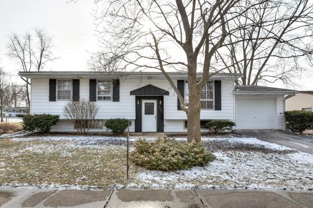 1707 Arrowhead Drive, Bloomington, IL 61704 (MLS #10273089) :: Berkshire Hathaway HomeServices Snyder Real Estate