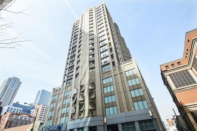 600 N Dearborn Street #1406, Chicago, IL 60654 (MLS #10273193) :: The Perotti Group | Compass Real Estate