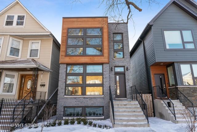 4235 N Bernard Street, Chicago, IL 60618 (MLS #10273202) :: Baz Realty Network | Keller Williams Preferred Realty