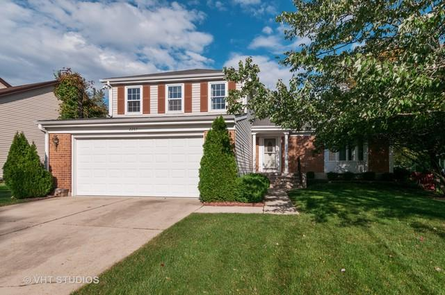 2287 Albright Lane, Wheaton, IL 60189 (MLS #10273207) :: The Wexler Group at Keller Williams Preferred Realty