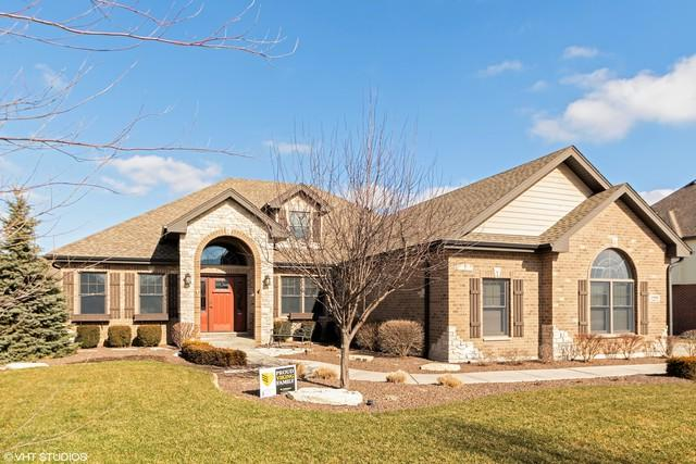 11950 Alana Lane, Frankfort, IL 60423 (MLS #10273263) :: The Wexler Group at Keller Williams Preferred Realty