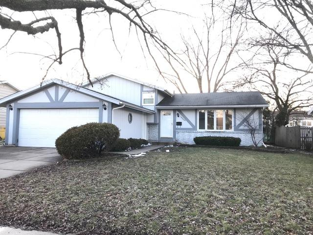 16806 Meadowdale Drive, Oak Forest, IL 60452 (MLS #10273268) :: Century 21 Affiliated