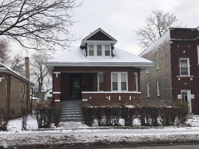 7821 S Loomis Boulevard, Chicago, IL 60620 (MLS #10273269) :: The Dena Furlow Team - Keller Williams Realty