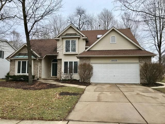 16609 Winding Creek Road, Plainfield, IL 60586 (MLS #10273272) :: The Wexler Group at Keller Williams Preferred Realty