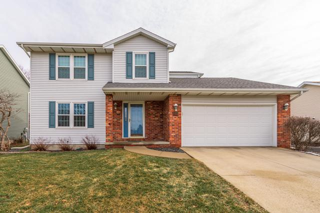 110 N Blair Drive, Normal, IL 61761 (MLS #10273279) :: Berkshire Hathaway HomeServices Snyder Real Estate