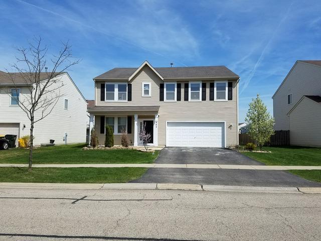 905 Shelter Island Lane, Pingree Grove, IL 60140 (MLS #10273281) :: Baz Realty Network | Keller Williams Preferred Realty