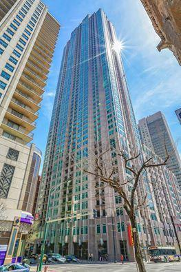 33 W Ontario Street W 25H, Chicago, IL 60654 (MLS #10273284) :: The Perotti Group | Compass Real Estate