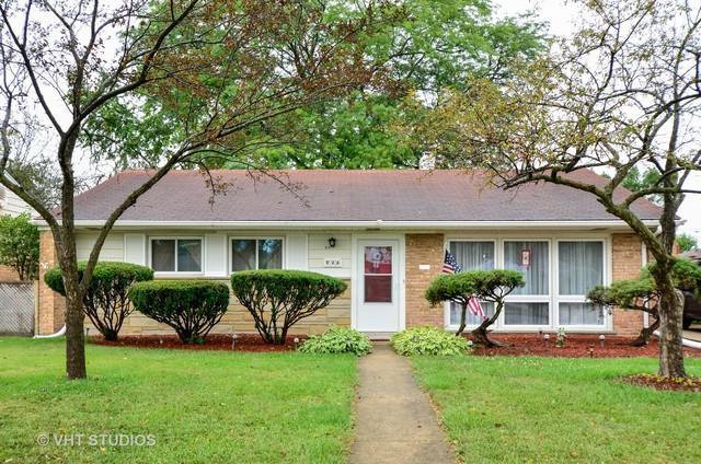 926 E Villa Drive, Des Plaines, IL 60016 (MLS #10273286) :: Baz Realty Network   Keller Williams Preferred Realty