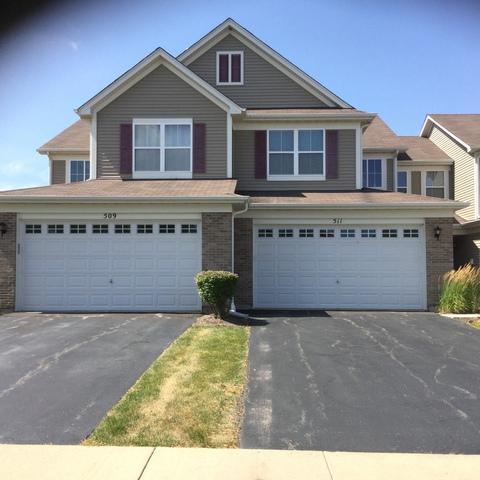 511 Majestic Lane A1, Oswego, IL 60543 (MLS #10273296) :: Baz Realty Network | Keller Williams Preferred Realty