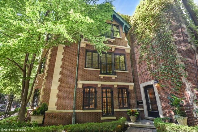 1221 N Astor Street, Chicago, IL 60610 (MLS #10273338) :: The Perotti Group | Compass Real Estate
