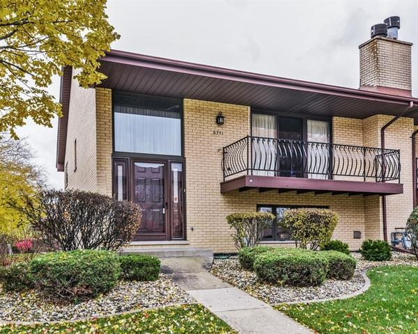 8341 160th Place #8341, Tinley Park, IL 60477 (MLS #10273362) :: The Wexler Group at Keller Williams Preferred Realty