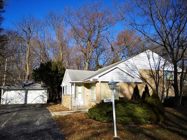 5748 W Capri Lane, Morton Grove, IL 60053 (MLS #10273371) :: Helen Oliveri Real Estate