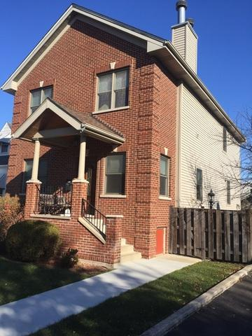 5955 N Canfield Avenue, Chicago, IL 60631 (MLS #10273390) :: The Dena Furlow Team - Keller Williams Realty
