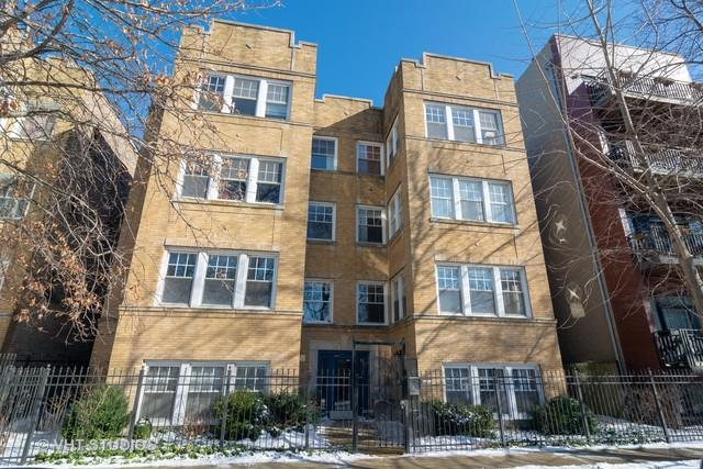 2021 N Whipple Street 1S, Chicago, IL 60647 (MLS #10273391) :: The Perotti Group | Compass Real Estate