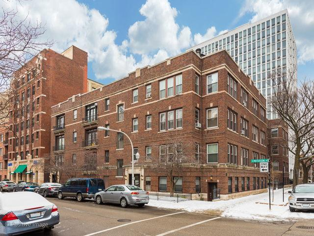 604 W Patterson Avenue 3A, Chicago, IL 60613 (MLS #10273393) :: John Lyons Real Estate
