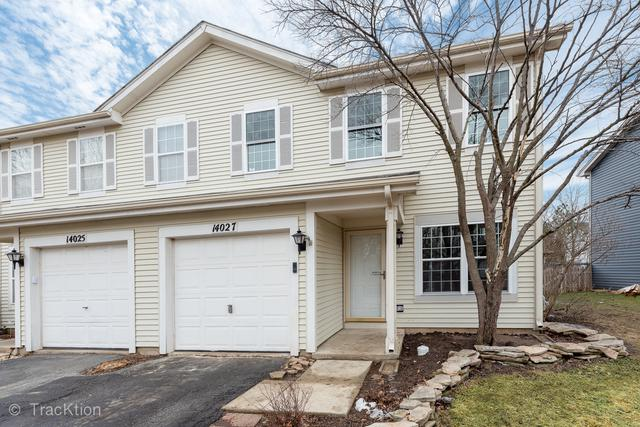 14027 S Oregon Drive, Plainfield, IL 60544 (MLS #10273419) :: The Wexler Group at Keller Williams Preferred Realty