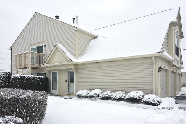 421 Chukker Court #421, Wheeling, IL 60090 (MLS #10273481) :: Helen Oliveri Real Estate