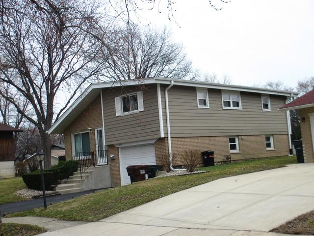 15029 El Vista Avenue, Oak Forest, IL 60452 (MLS #10273490) :: Century 21 Affiliated