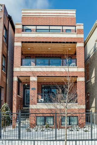 1084 N Hermitage Avenue #2, Chicago, IL 60622 (MLS #10273499) :: The Perotti Group | Compass Real Estate