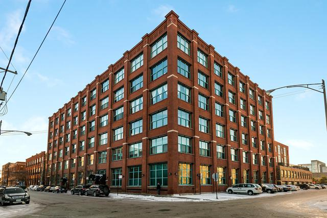 312 N May Street 4I, Chicago, IL 60607 (MLS #10273521) :: The Perotti Group | Compass Real Estate
