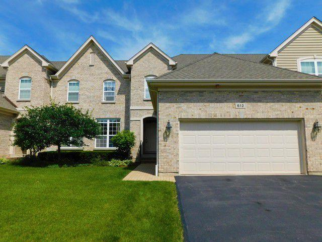 612 Stone Canyon Circle, Inverness, IL 60010 (MLS #10273545) :: Baz Realty Network   Keller Williams Preferred Realty
