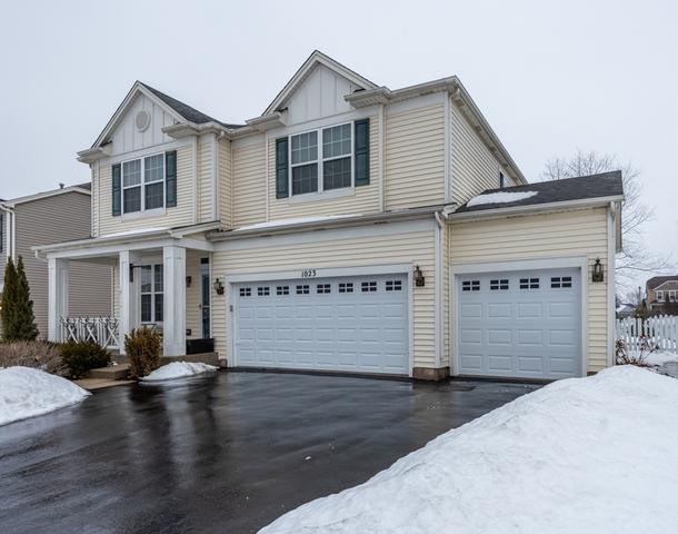 1023 Devon Drive, Antioch, IL 60002 (MLS #10273639) :: Baz Realty Network | Keller Williams Preferred Realty