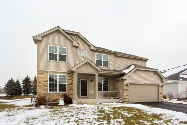 1219 Clearwater Drive, Pingree Grove, IL 60140 (MLS #10273654) :: Baz Realty Network | Keller Williams Preferred Realty