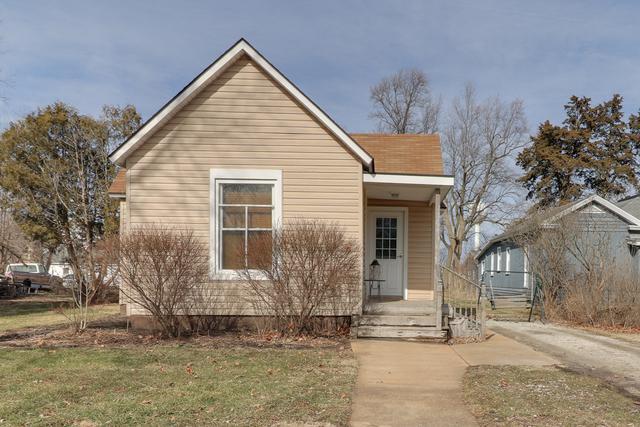 204 W Illinois Street, Mansfield, IL 61854 (MLS #10273676) :: The Dena Furlow Team - Keller Williams Realty