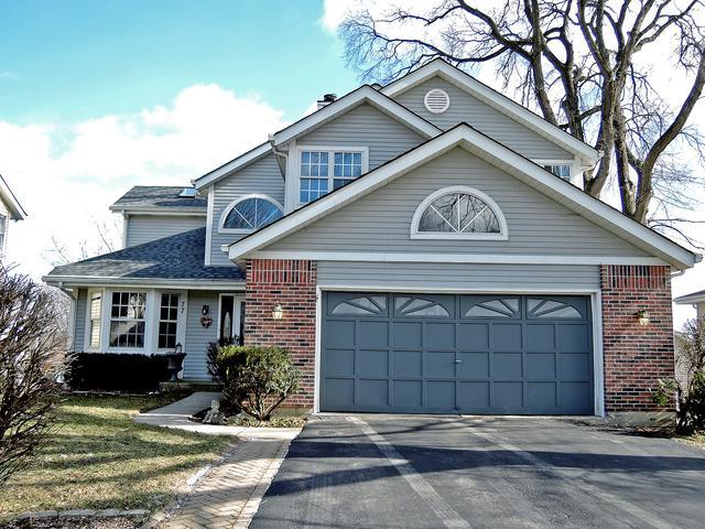 77 Spring Avenue, Glen Ellyn, IL 60137 (MLS #10273716) :: The Wexler Group at Keller Williams Preferred Realty