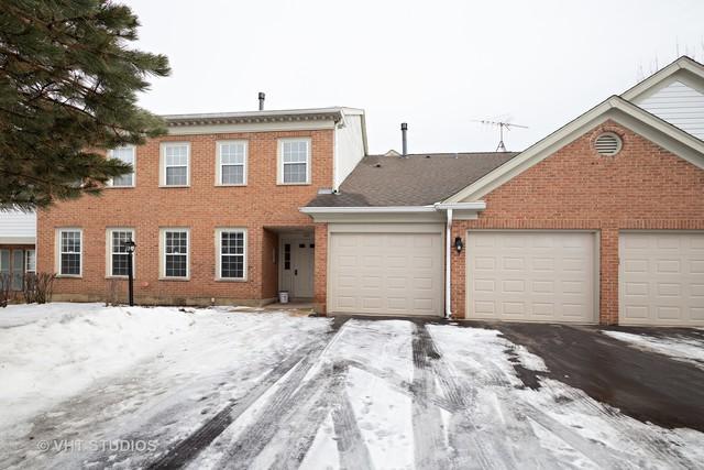 1302 Woodside Court D1, Schaumburg, IL 60193 (MLS #10273724) :: HomesForSale123.com