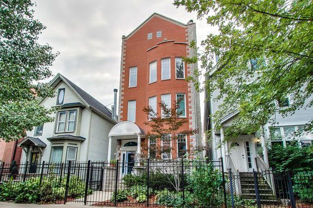3141 N Racine Avenue #1, Chicago, IL 60657 (MLS #10273762) :: John Lyons Real Estate