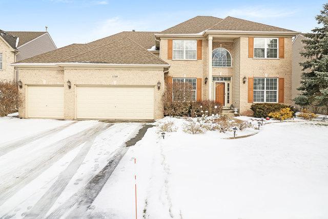 1148 Caledonia Lane, Crystal Lake, IL 60014 (MLS #10273781) :: The Jacobs Group