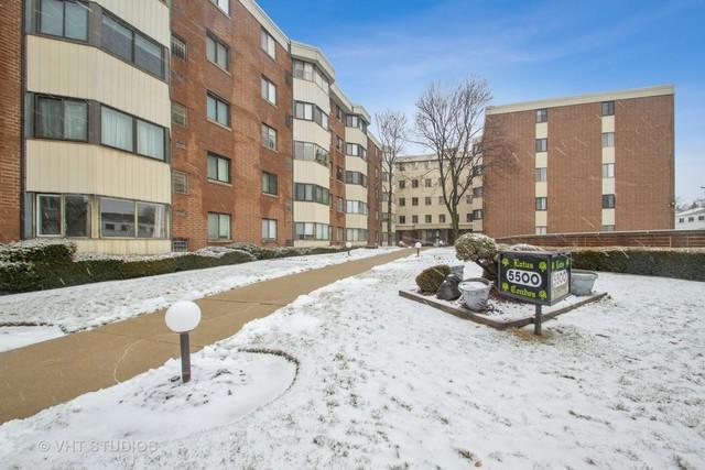 5500 Lincoln Avenue 510E, Morton Grove, IL 60053 (MLS #10273821) :: The Mattz Mega Group