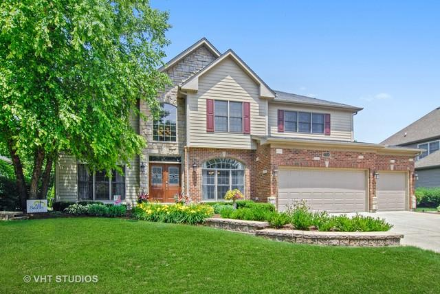 5708 Rosinweed Lane, Naperville, IL 60564 (MLS #10273830) :: The Wexler Group at Keller Williams Preferred Realty