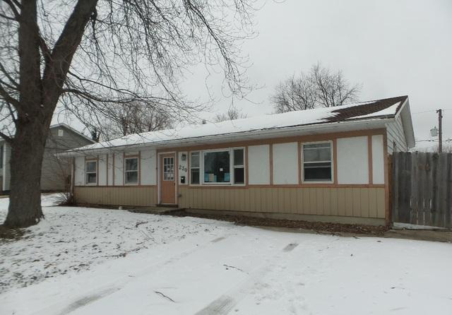 230 Hayes Avenue, Romeoville, IL 60446 (MLS #10273837) :: The Wexler Group at Keller Williams Preferred Realty