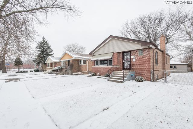 418 Jefferson Street, Dolton, IL 60419 (MLS #10273846) :: The Mattz Mega Group