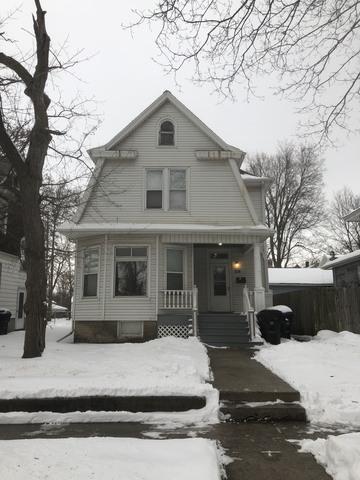 208 E Walnut Street, Bloomington, IL 61701 (MLS #10273871) :: Berkshire Hathaway HomeServices Snyder Real Estate