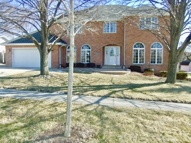 18805 Meadow Creek Drive, Mokena, IL 60448 (MLS #10273901) :: The Dena Furlow Team - Keller Williams Realty