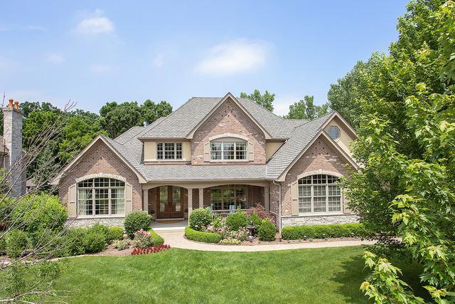 1404 Oak Bluff Lane, Lemont, IL 60439 (MLS #10273944) :: The Wexler Group at Keller Williams Preferred Realty
