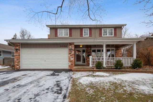 5939 Brookbank Road, Downers Grove, IL 60516 (MLS #10273988) :: The Wexler Group at Keller Williams Preferred Realty