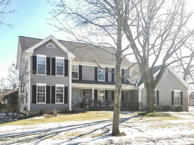 4660 Angeline Court, Palatine, IL 60067 (MLS #10274016) :: The Jacobs Group