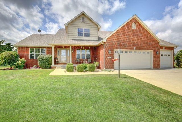 6 Prairie Wood Drive, MONTICELLO, IL 61856 (MLS #10274026) :: Littlefield Group